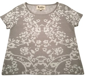 For Love & Lemons T Shirt Grey