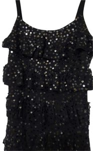 INC International Concepts Date Sequin Classic Evening Top