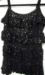 INC International Concepts Date Sequin Top