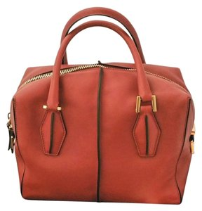 Tod's Tods Todsdcube Satchel in Rust