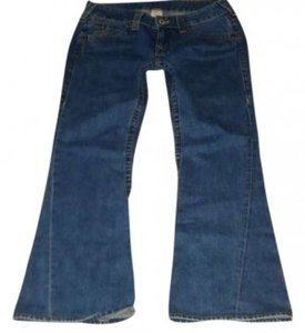 True Religion Relaxed Fit Jeans-Medium Wash