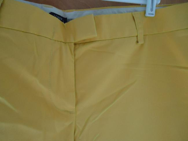 J.Crew New With Tags Nwt City Fit Fall Trouser Pants Mustard