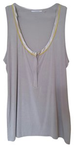 Elie Tahari Soft Designer Zipper Work Top