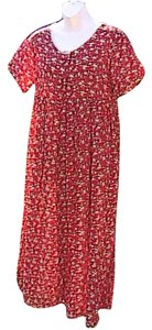 Floral Maxi Dress by Bonjour Chiffon Maxi