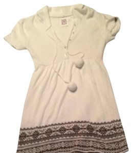 Roxy short dress Cream on Tradesy