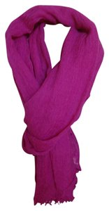 Galleries Lafayette 100% Wool Lightweight Scarf