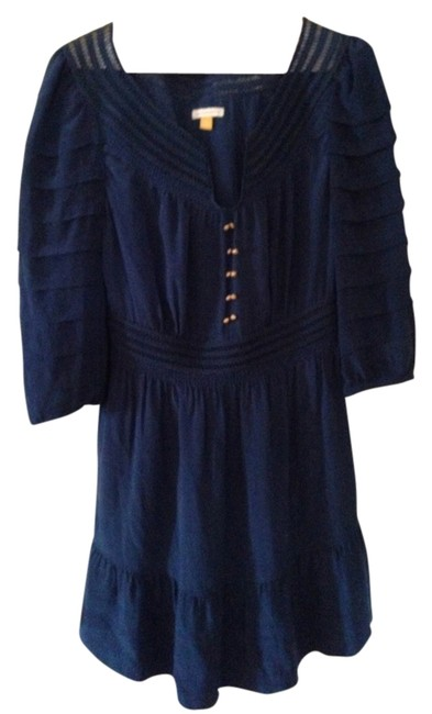 Leifsdottir short dress Navy on Tradesy