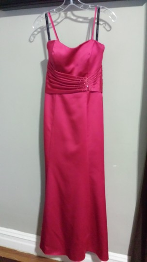 Red/Pink/ Lipstick 7042 Dress