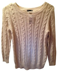 H&M Knit Winter Fall Cable-knit Sweater