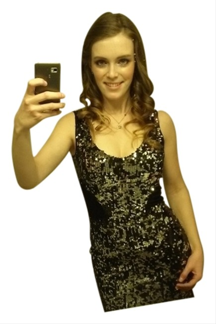 Speechless Party Sparkle Sequin Date Night Dress