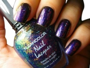 Other Kleancolor Chunky Holo Bluebell Nail Polish