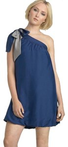Ella Moss Bubble One Shoulder Dress