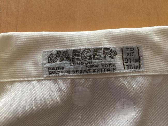 Jaeger Top Off White