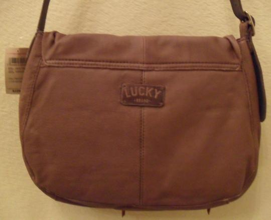 Lucky Brand Hollywood & Vine Leather New Cross Body Bag