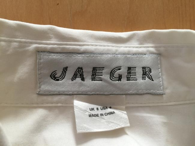 Jaeger Top White