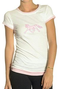 Other Jpc Equestrian Tuff Rider Hoof Prints Pink Tissue Trotter Tee Horse Lover Gift