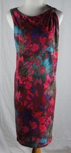 Vince Camuto Cocoon Floral Dress