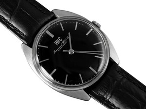 IWC 1971 IWC Vintage Mens Retro Dress Watch, Caliber 403H - Stainless Steel