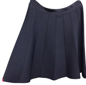 BCBGMAXAZRIA Mini Skirt Navy