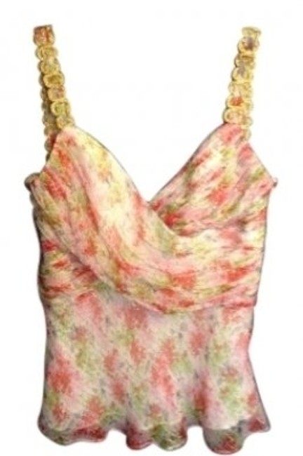 Preload https://item1.tradesy.com/images/shoshanna-floral-print-blouse-size-4-s-137885-0-0.jpg?width=400&height=650