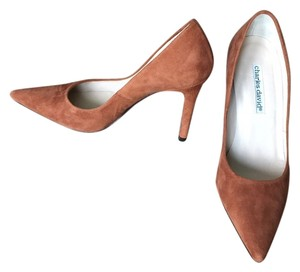 Charles David Camel Pumps