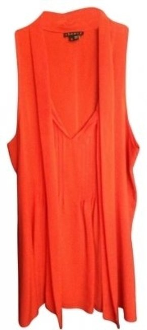Preload https://item3.tradesy.com/images/theory-orange-blouse-size-6-s-137892-0-0.jpg?width=400&height=650