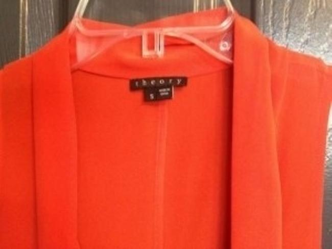 Theory Top Orange