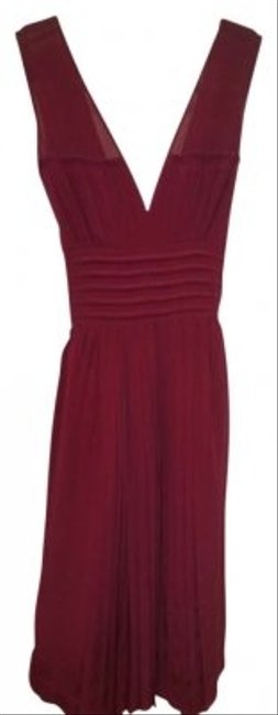 Preload https://img-static.tradesy.com/item/137906/tracy-reese-winemagenta-silk-knee-length-cocktail-dress-size-2-xs-0-0-650-650.jpg