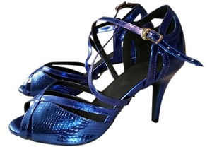 DSOL Metallic Blue Formal