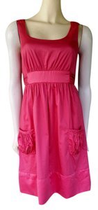 BCBG Paris short dress Pink on Tradesy