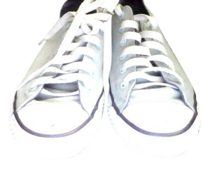 Converse Blue and Gray Athletic