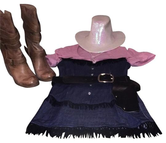 Wet Seal Halloween Cowgirl Costume