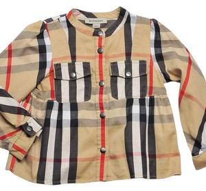 Burberry blouse girl 2 yrs Top