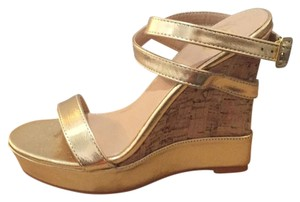 Colin Stuart Gold Wedges