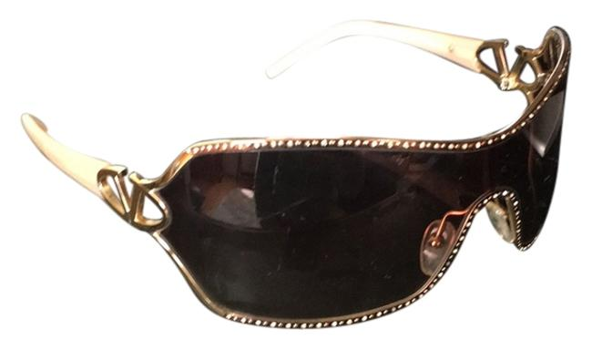 Item - Brown and Gold 5576/S Sunglasses