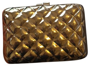 Nordstrom Gold Clutch