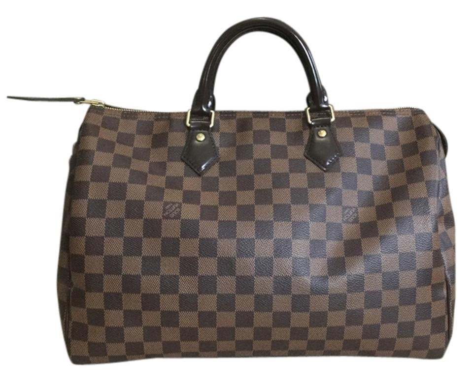 44045d08bc83 Louis Vuitton Speedy 35 In Date Code Sd0145 Made In The Usa Damier ...