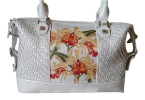 Shariff Studio Satchel in White