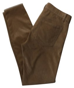 Gap Skinny Pants Camel/tan