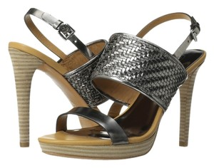 Coach Pewter Sandals