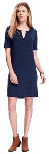 Old Navy short dress Blue Day Off Beach Cover-up on Tradesy