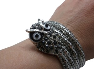 Other *Discounted- read description* Owl Memory Wrap Bracelet with Heart Carve-Out Free Shipping