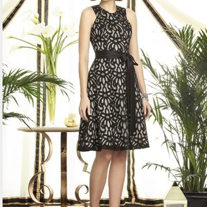 Dessy Black And Palomino 2892 Dress