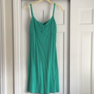Tommy Bahama short dress Teal blast on Tradesy