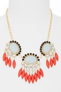 Nordstrom Nordstrom Crystal Statement Necklace