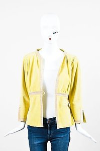Valentino Chartreuse Yellow Jacket