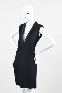 Lanvin Wool Silk Dress