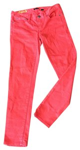 J.Crew Skinny Pants Red