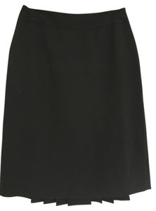 Ann Taylor Suit Skirt Black