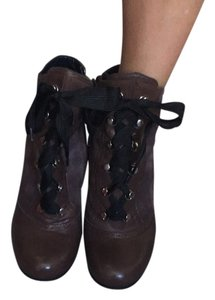 Jill Stuart Brown Boots
